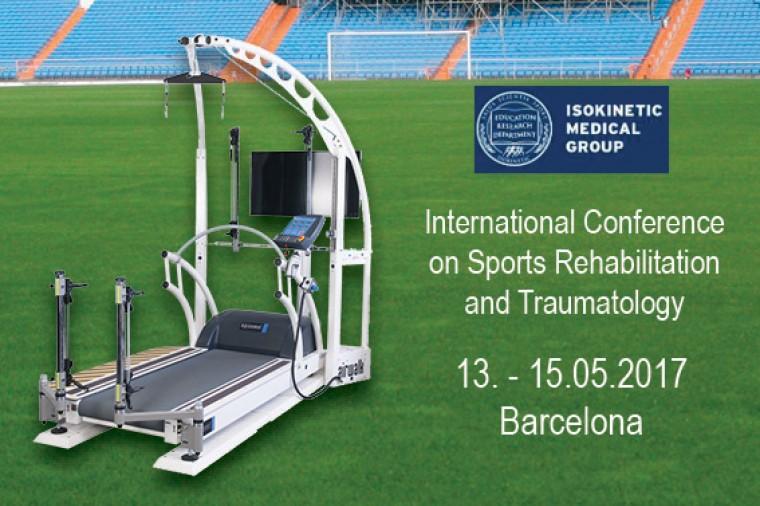 h/p/cosmos Laufband für Sport-Reha, Sportmedizin und Sportwissenschaft