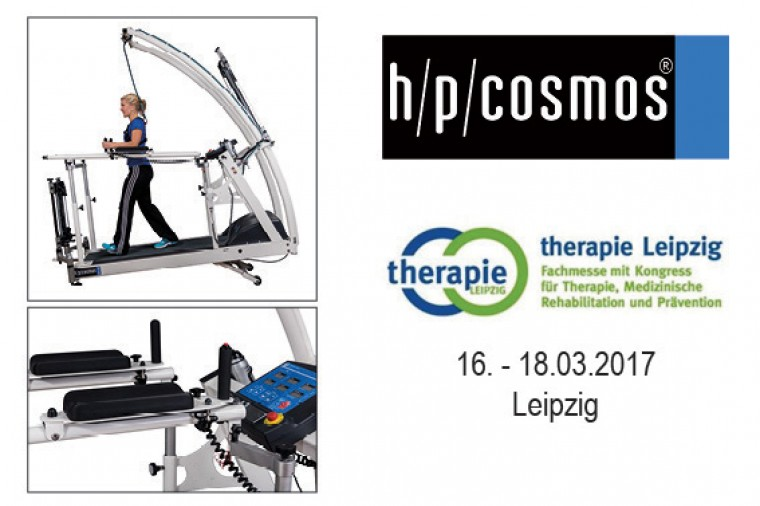 rehabilitation treadmill from h/p/cosmos