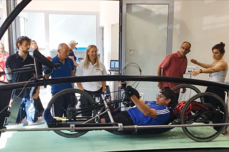 Cycling on a treadmill | Performance sports | Science Update