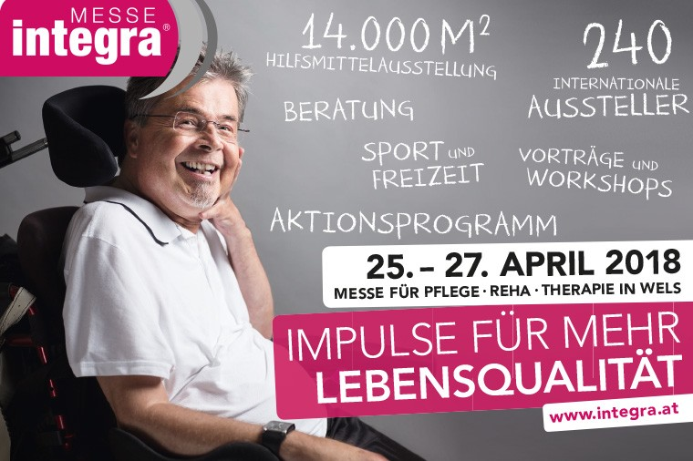 Messe Integra 2018 Wels - Süss Medizintechnik