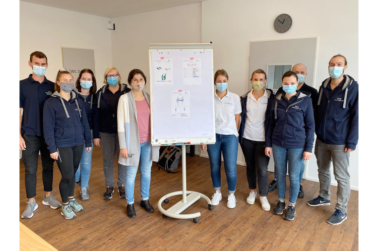 Gangtherapie Workshop bei HSH Lamprecht