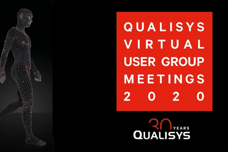 Qualisys Virtual User Group Meeting