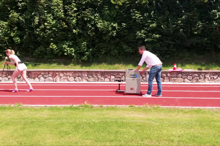 Introduction to the comet® sprint trainer