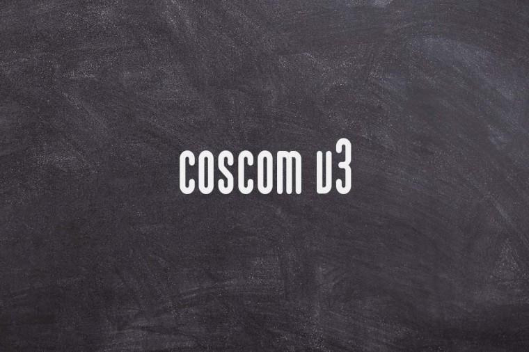 coscom v3