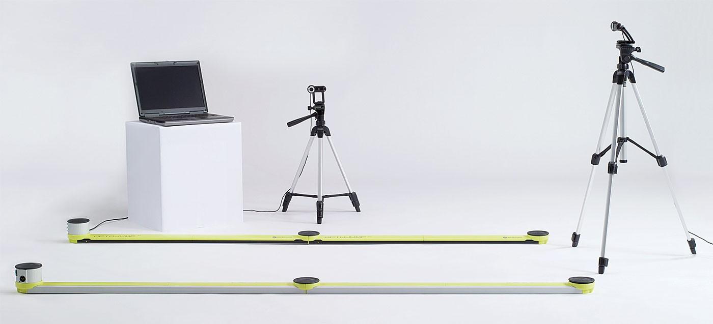 Optojump Kit with camera