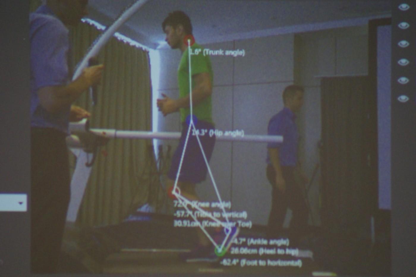 h/p/cosmos treadmills for rehabilitation, biomechanics & gait analysis