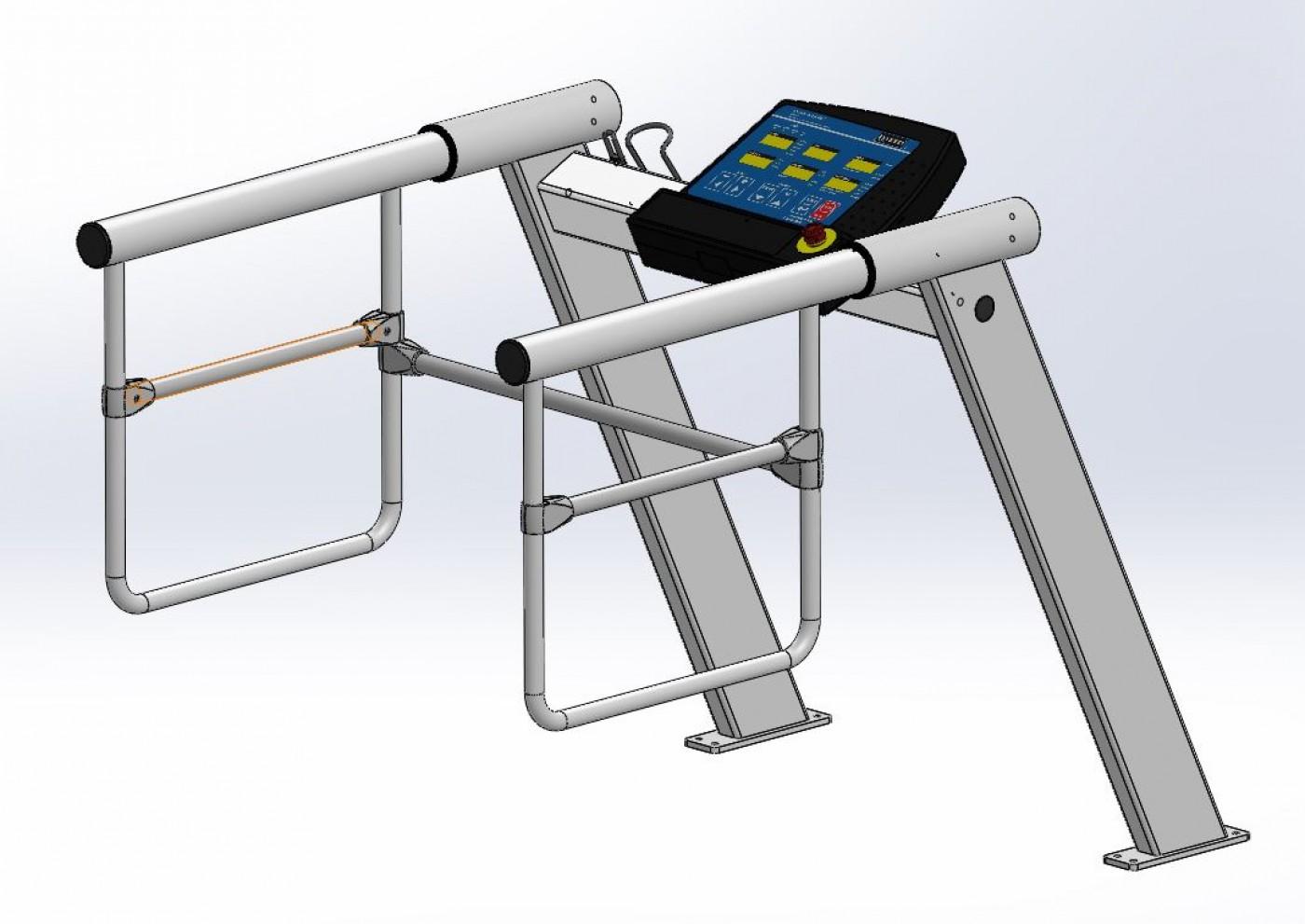 treadmill pluto® med