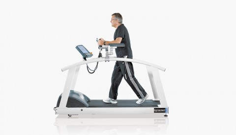 h/p/cosmos treadmill mercury med for Cardiac Rehabilitation