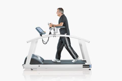 h/p/cosmos treadmill mercury med for Cardiac Rehabilitation