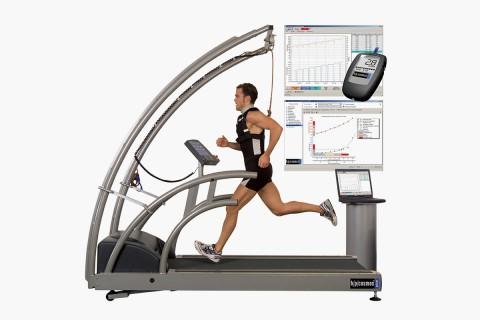 h/p/cosmos treadmill for performance diagnostics