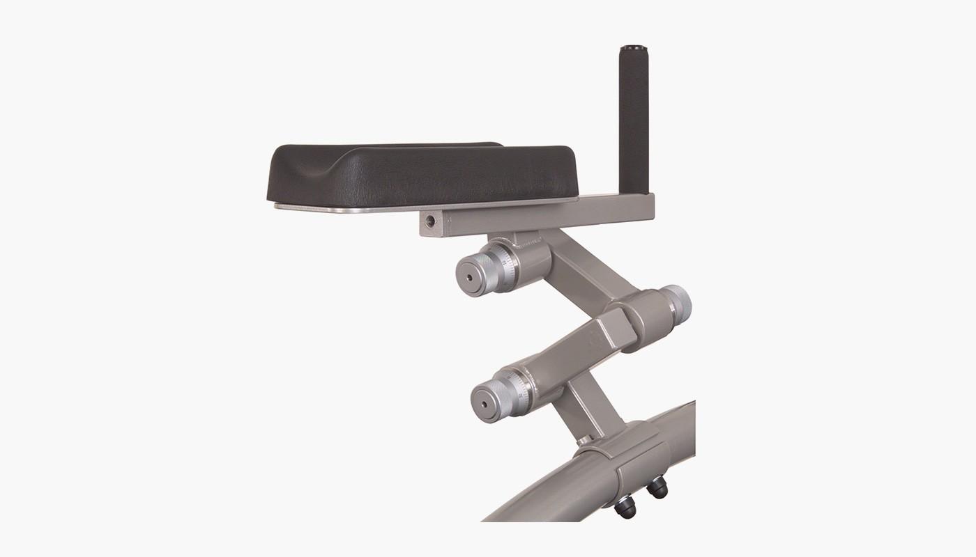 hpcosmos Armstützen 10° - für Standardhandlauf
