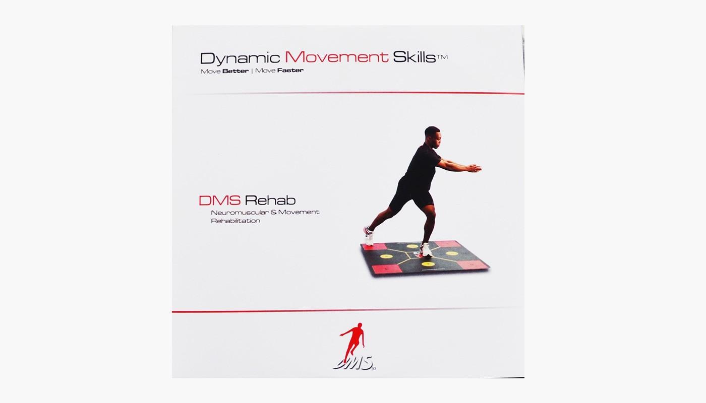DMS Lehr- und Trainings-DVD REHA