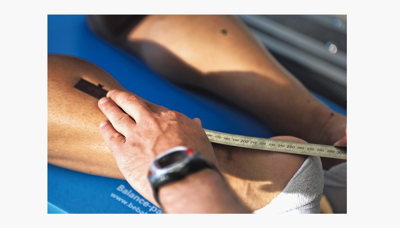 Stahllineal, flexibel, 50 cm