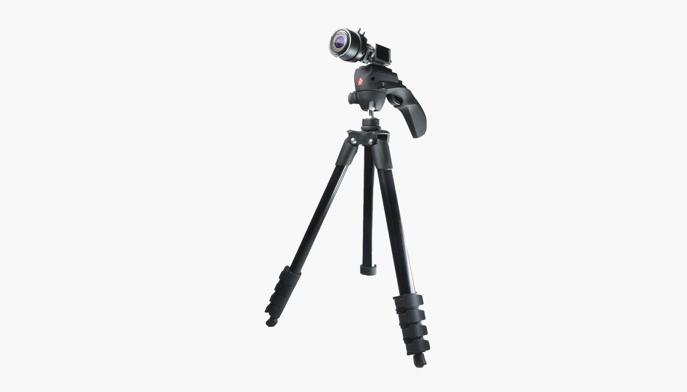 SIMI Kameraset 120/640° 480 PoE (Aufnahme Hardware)