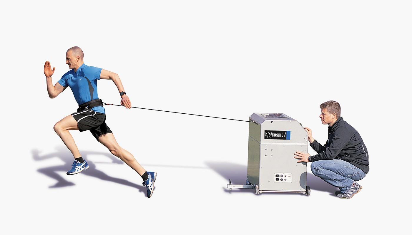 h/p/cosmos sprint trainer comet for speed training & sprint training