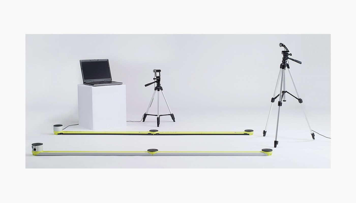 Optojump Kit with Cameras