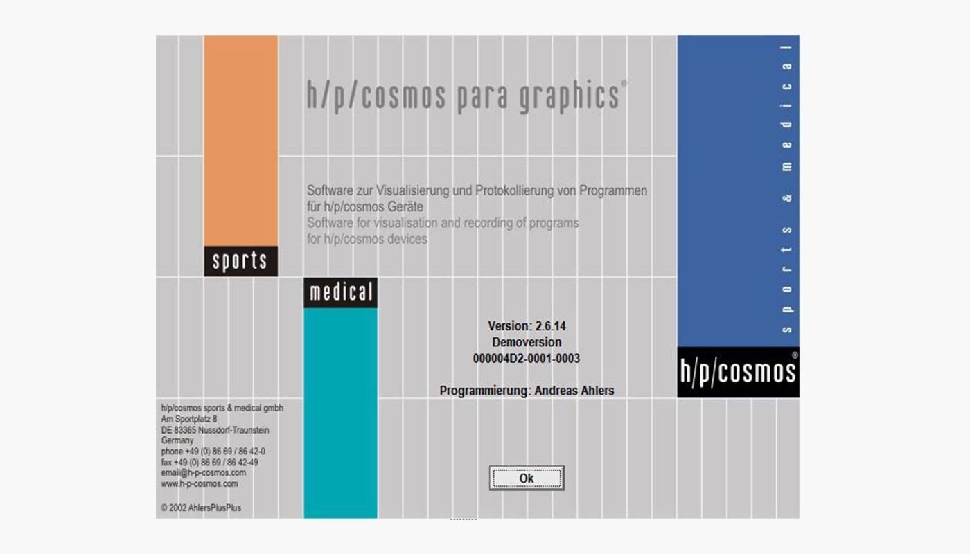 hpcosmos para graphics