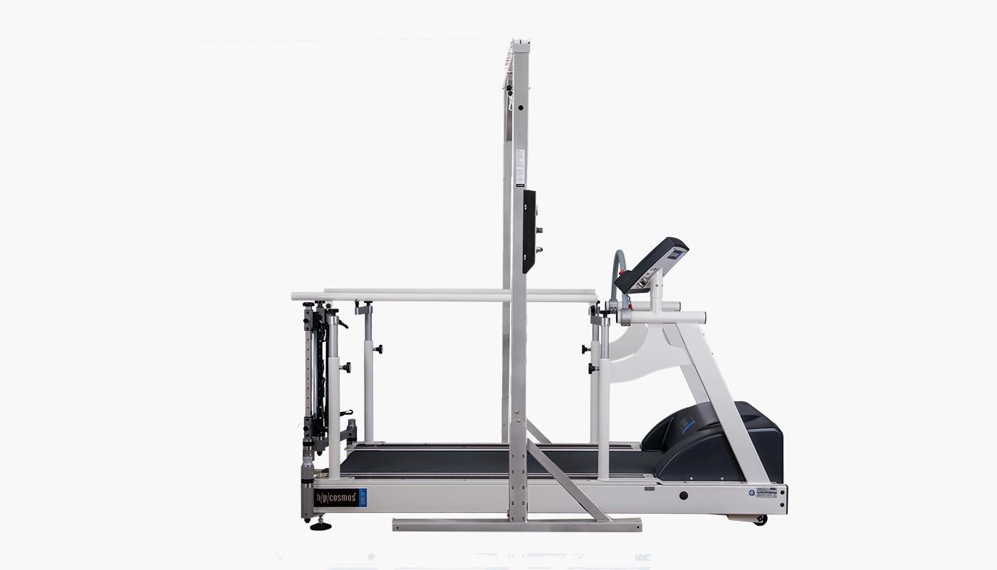 Laufbandtherapie mit Gewichtsentlastung