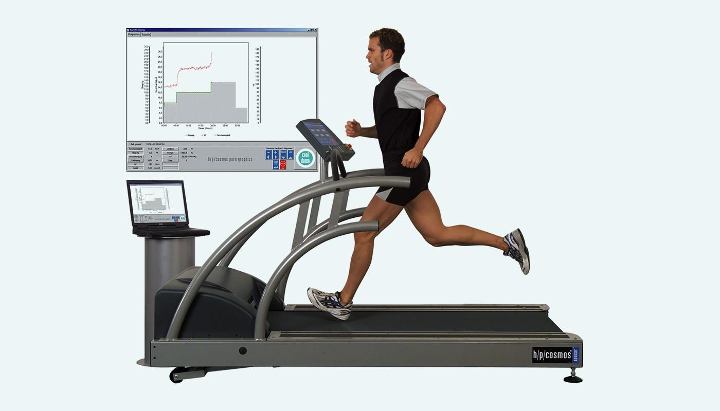 h/p/cosmos Laufband quasar für Sport & Fitness