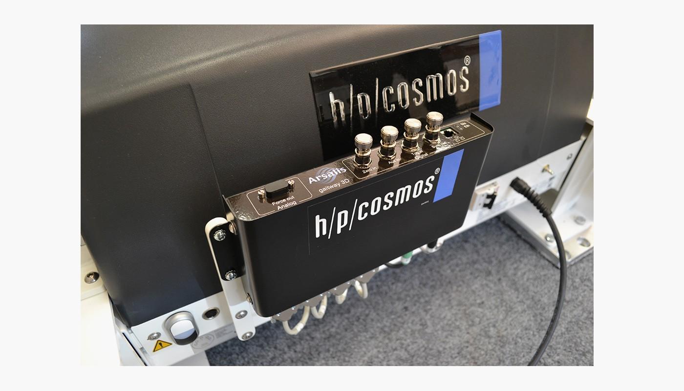 h/p/cosmos Biomechanics Gaitway 3d