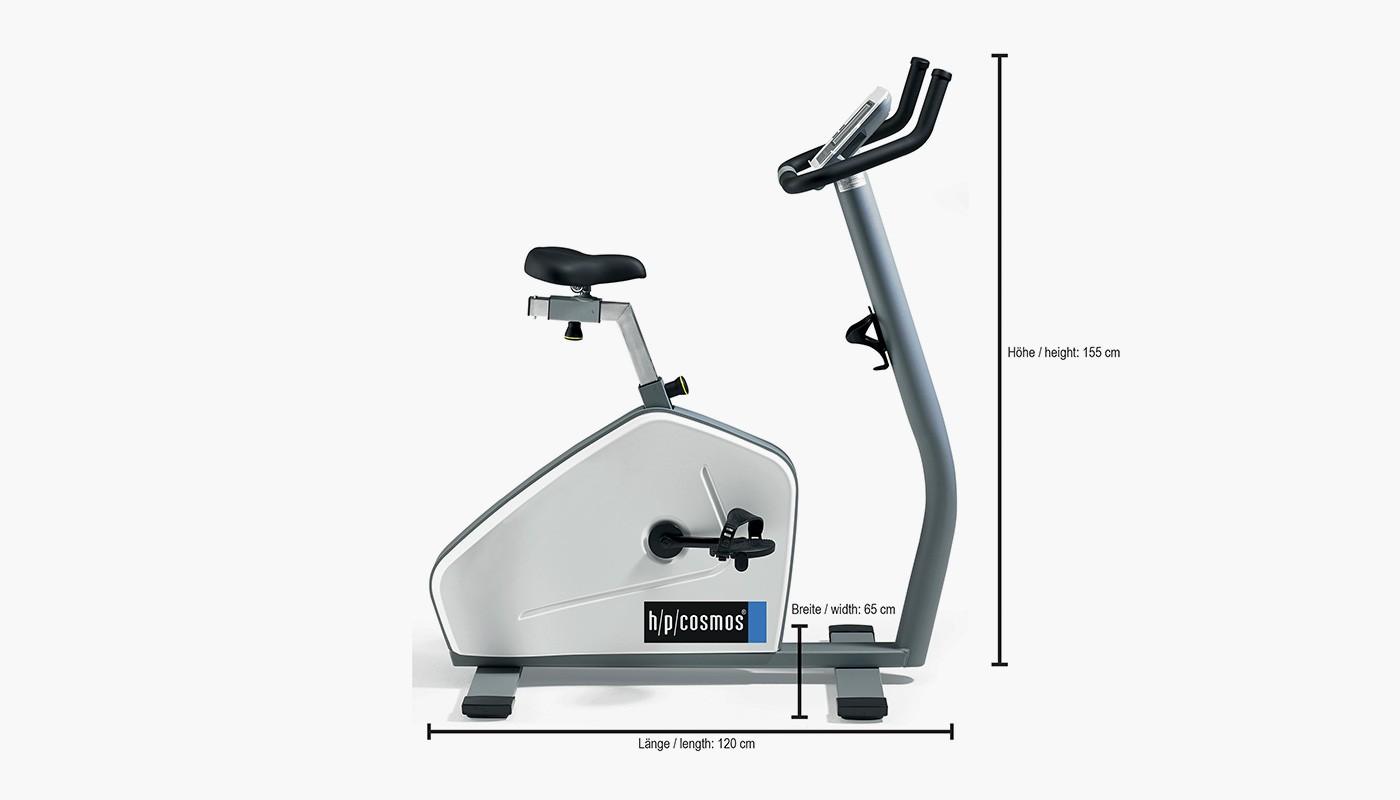 Rad-Ergometer torqualizer ef med 600