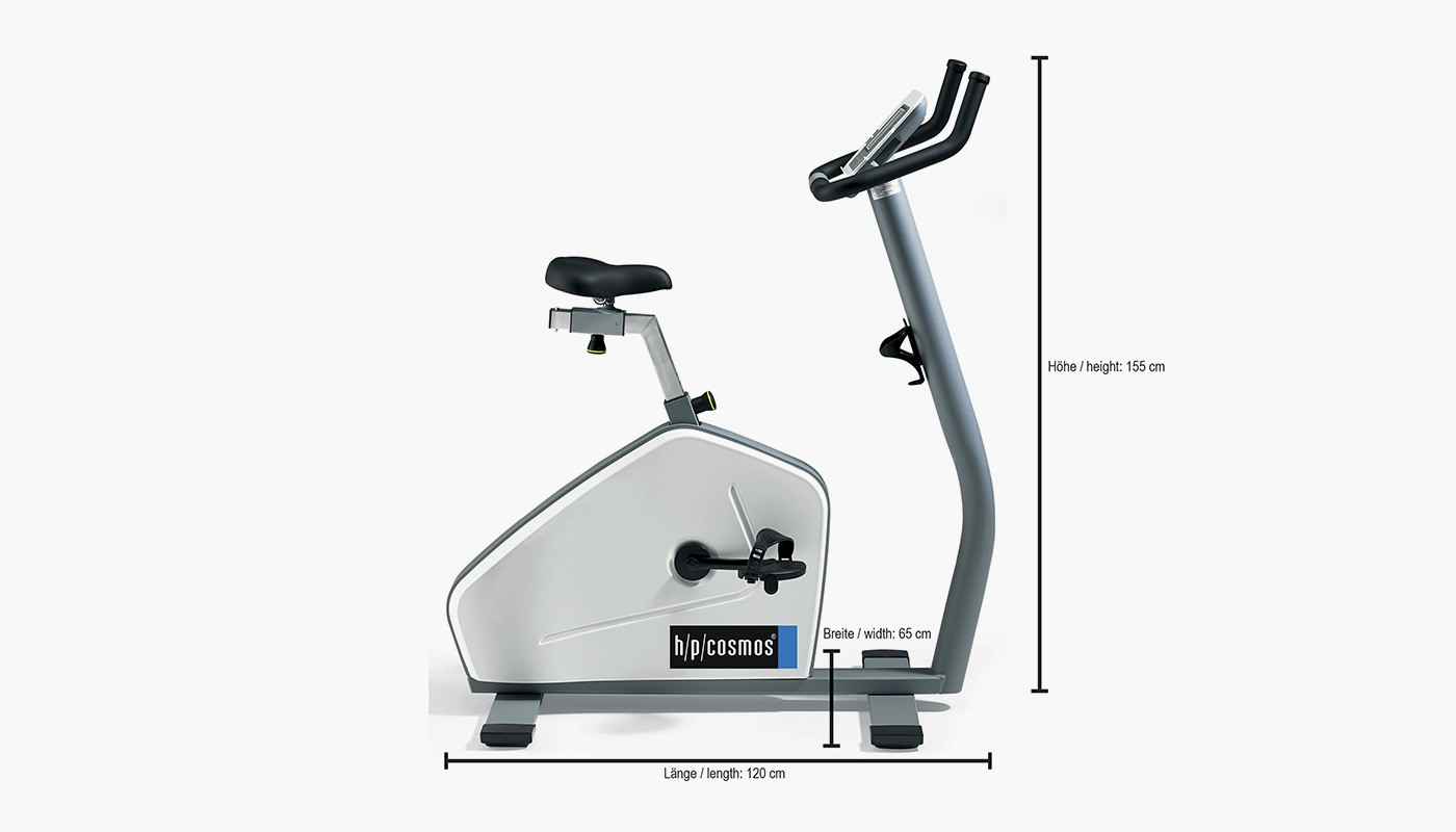 h/p/cosmos bike ergometer torqualizer