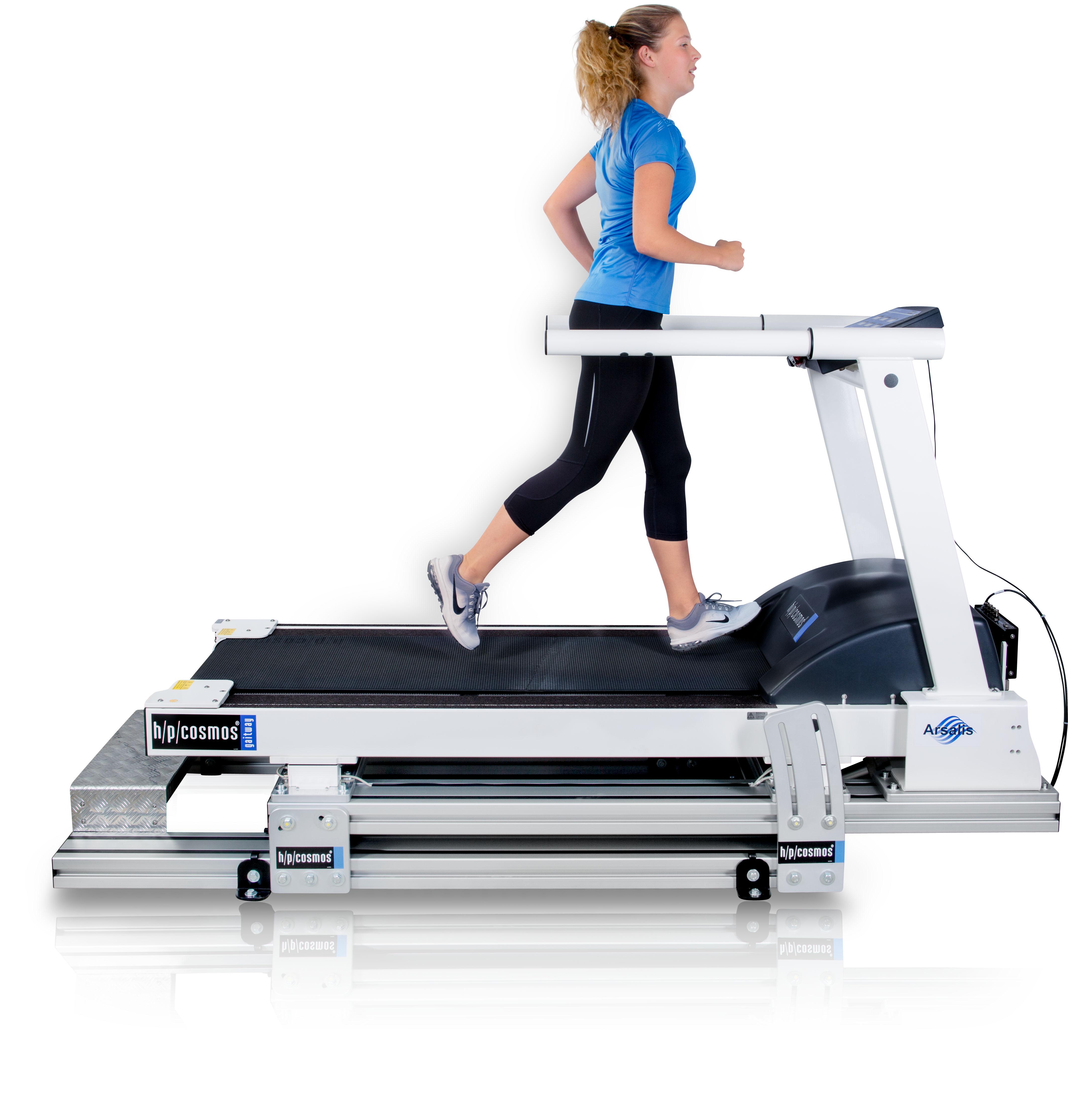 Exercise Equipment Step Platform For Sports and amp; Fitness with Foot-support